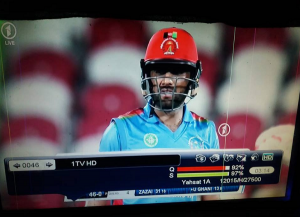1TV HD Working Biss Key On Yahsat-1A @ 52.5°East 2019