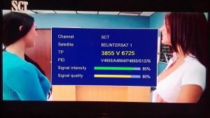 Belintersat 1 51.5°E Latest Biss Key and Working Frequency 2019