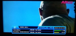 Aruj TV New TP Frequency Working Transponder Today Update 2019