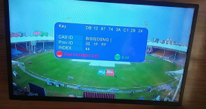 Cricket Feed Pakistan vs Sri Lanka Latest New Biss Key and Working Frequency 2019