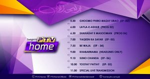 PTV Home New TP Frequency Working Transponder Today Update 2019