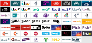 Free to Air TV Channels in USA