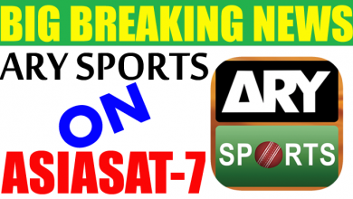 ARY SPORTS Biss Key and Frequency 2020
