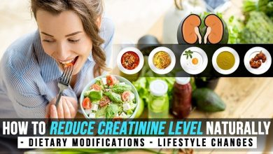 How to reduce creatinine level naturally - Dietary modifications